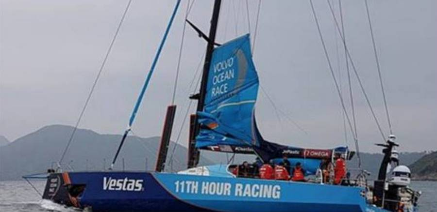 Volvo Ocean Race Death