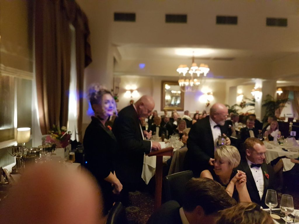 Dinner Dance 2018 post event - Scarborough Yacht Club
